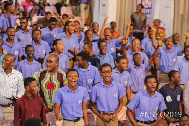 NSMQ2019: Presec restores contest to factory setting after R1 loss