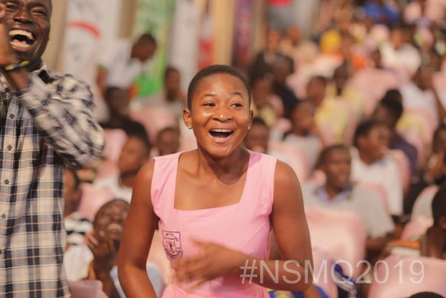 NSMQ2019: How St Ignatius used 'Problem of the Day' to kick out a seeded school