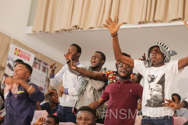 NSMQ2019: Adisco begin 'journey to the fifth' with superb win