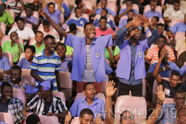 Presec dumps two Johns from NSMQ2019