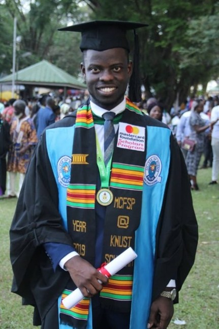 EXCLUSIVE: Interview With Edwin Amponsah, KNUST 2019 Overall Best Graduating Student